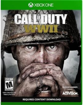 Order WW2 Xbox One Call of Duty Gifts